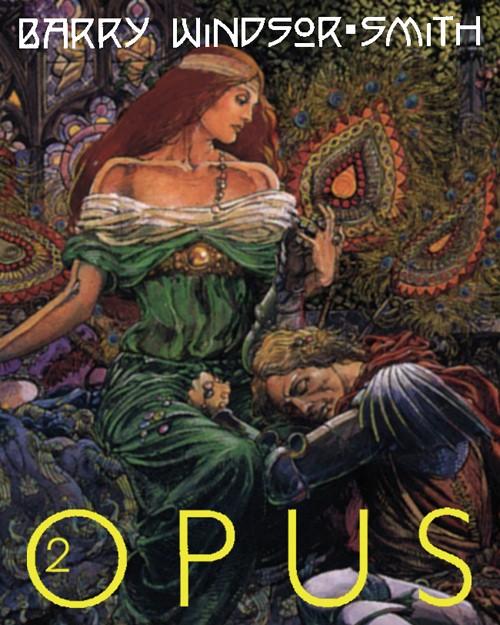 Barry Windsor-Smith entre l'art et les comic-books Opus-c10