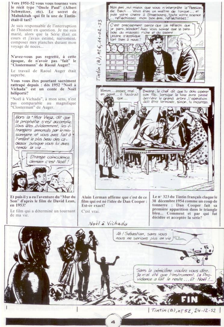 Les dessinateurs méconnus de Tintin, infos et interviews rares - Page 5 P310