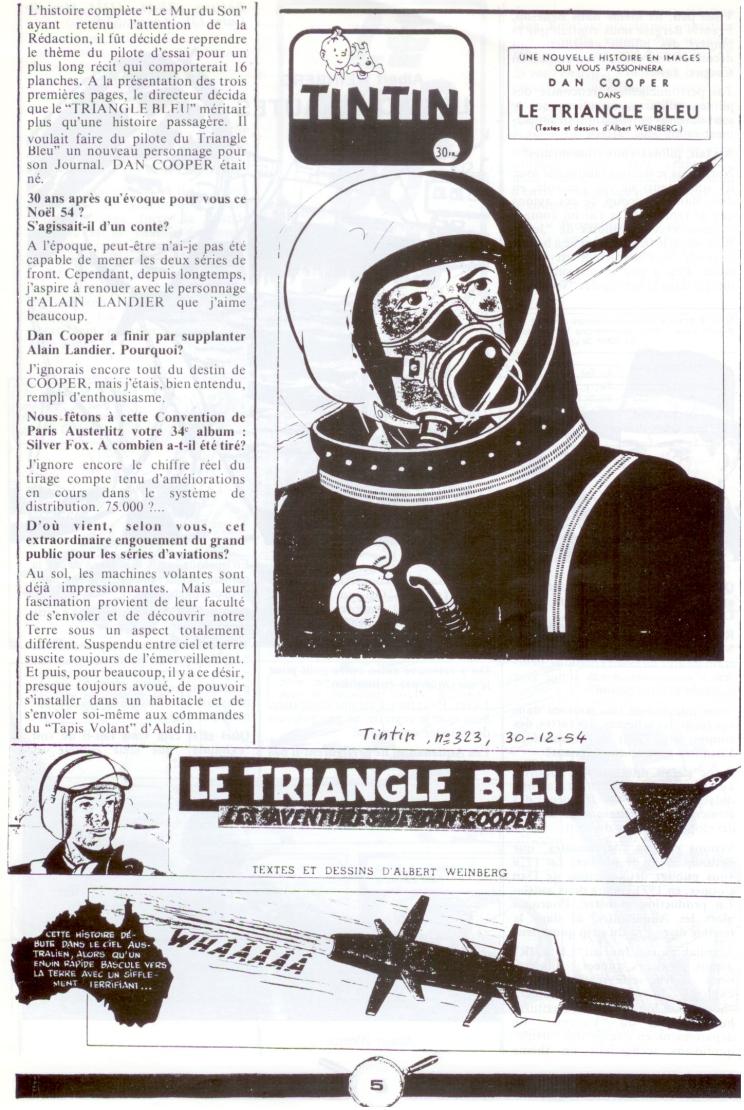 Les dessinateurs méconnus de Tintin, infos et interviews rares - Page 5 P410