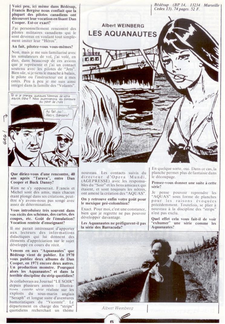 Les dessinateurs méconnus de Tintin, infos et interviews rares - Page 5 P510