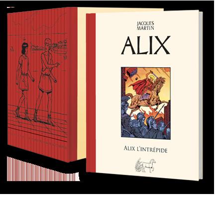 Une nouvelle édition d'Alix (Le Soir) Packsh10