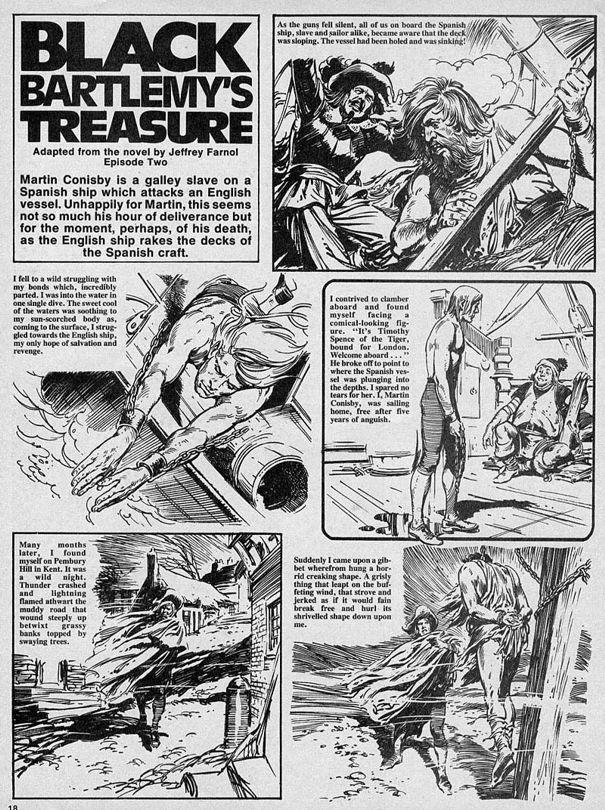 Jesus Blasco, un grand d'Espagne - Page 2 Pirate10