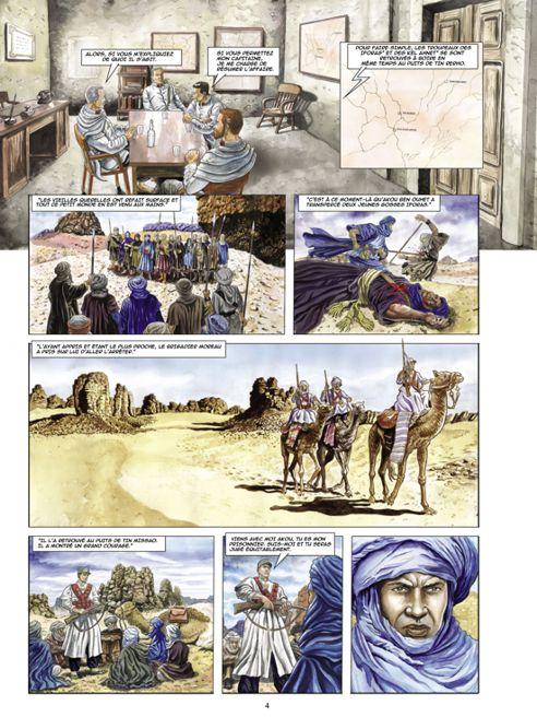Voyages et bandes dessinées Piste-11
