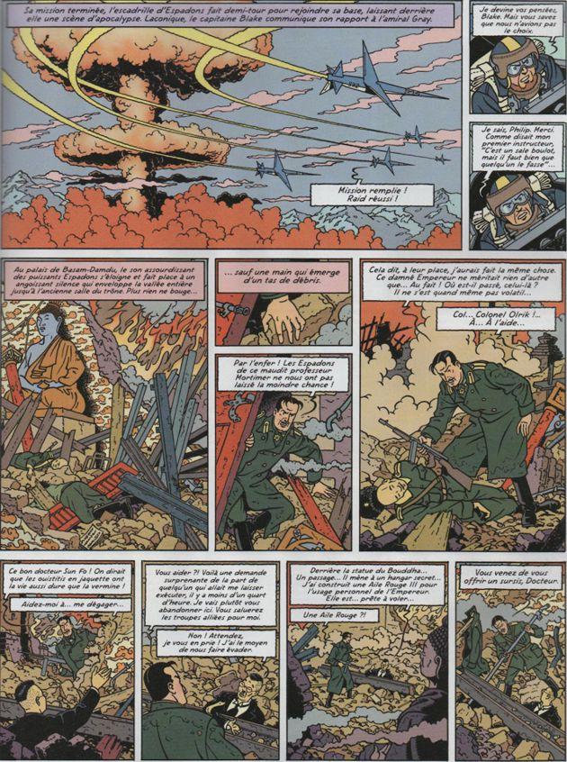 Pleins feux sur Edgar Pierre JACOBS et Blake et Mortimer (2ème partie en cours) - Page 31 Planch11