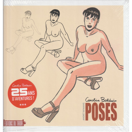 L'oeuvre d'André Taymans  - Page 4 Poses-10