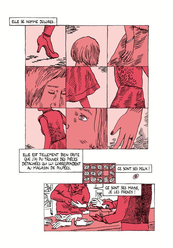 Les romans graphiques - Page 2 Poupzo11