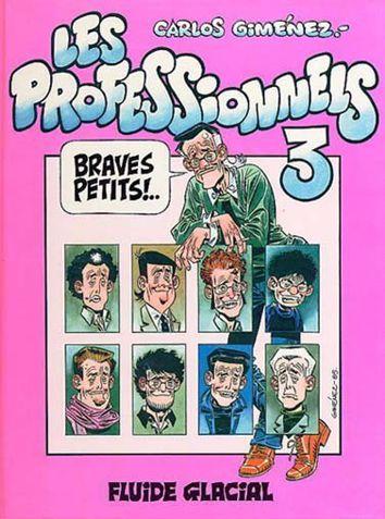 Les BD qui racontent la BD - Page 3 Profes10