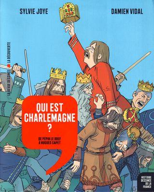 L'histoire de France en bandes dessinées Qui_es10