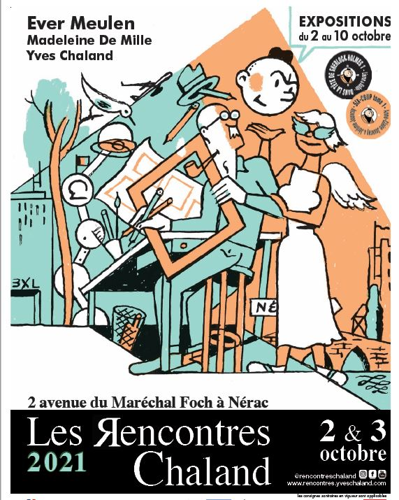 Festivals et expositions 2ème partie - Page 16 Rencon17