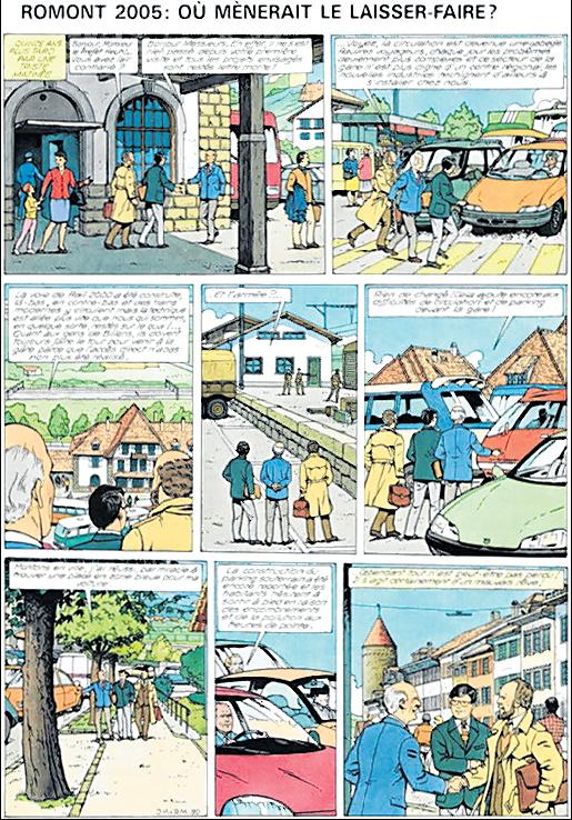 Travaux publicitaires peu connus Romont11