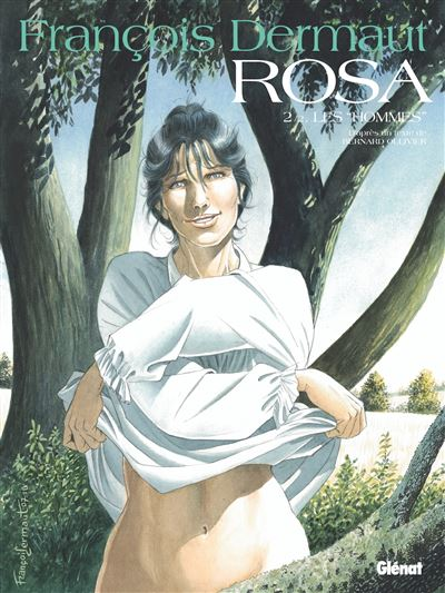 François Dermaut, Malefosse et l'Histoire - Page 2 Rosa-t10