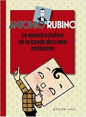Bandes dessinées italiennes - Page 2 Rubino10
