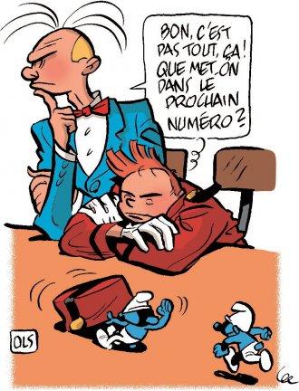 Spirou et ses dessinateurs - Page 12 Schwar16