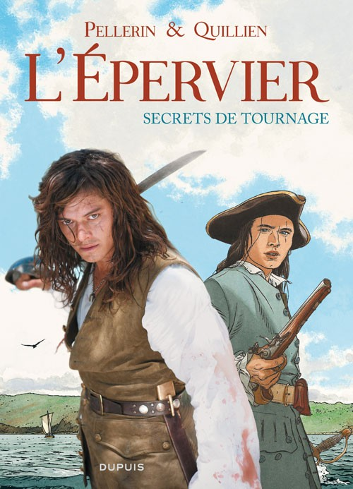 L'Epervier de PATRICE PELLERIN Secret16