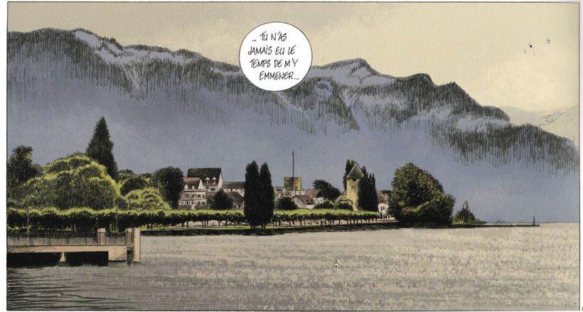 La Suisse dans la BD - Page 4 Servai13
