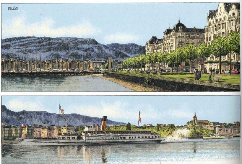 La Suisse dans la BD - Page 4 Servai14