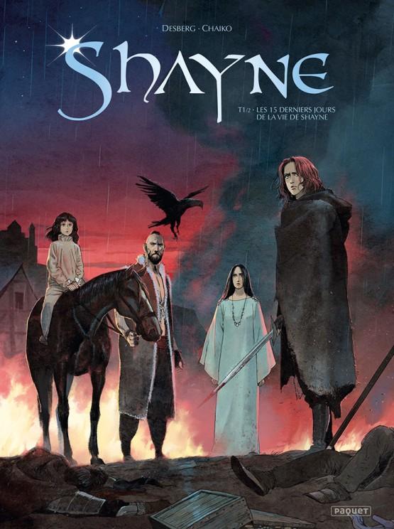 Avis divers sur diverses séries historiques - Page 5 Shayne10
