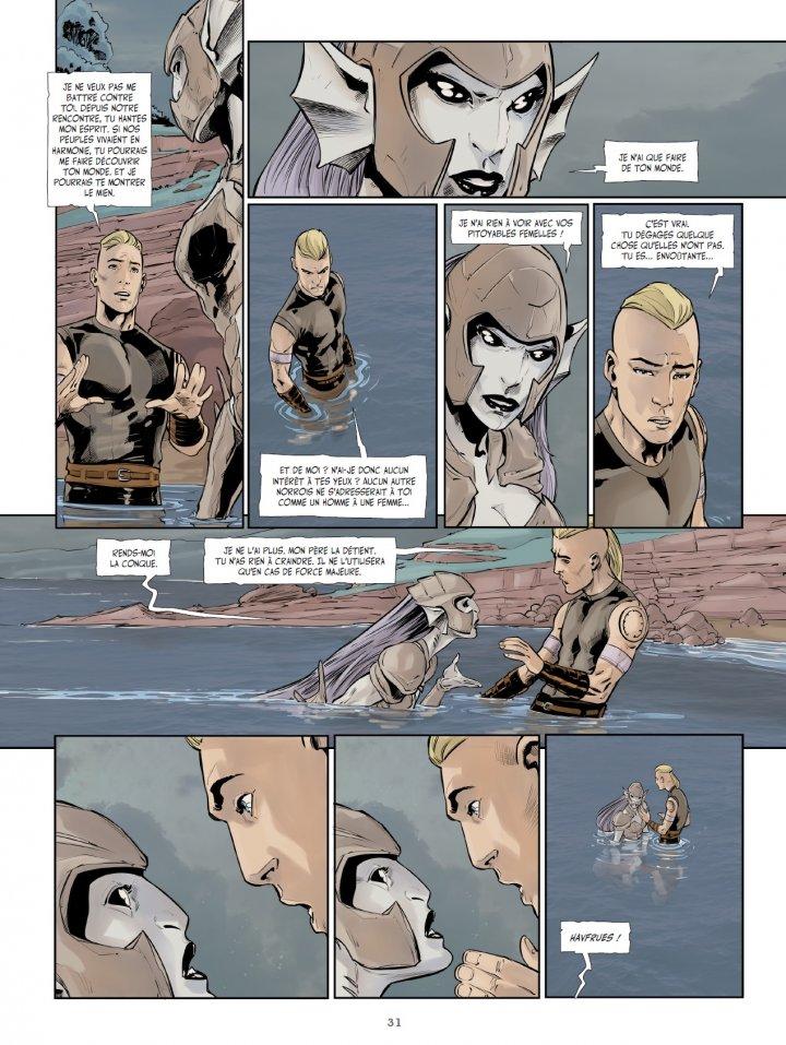 La BD et l'heroic fantasy - Page 3 Sirzon11