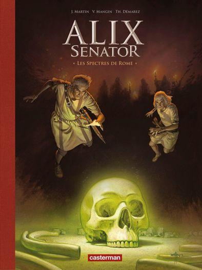 Alix Senator 9 Les Spectres de Rome Spectr10