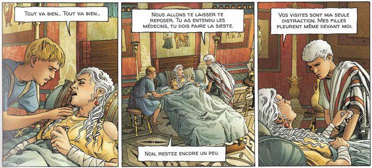 Alix Senator 9 Les Spectres de Rome - Page 2 Spectr12