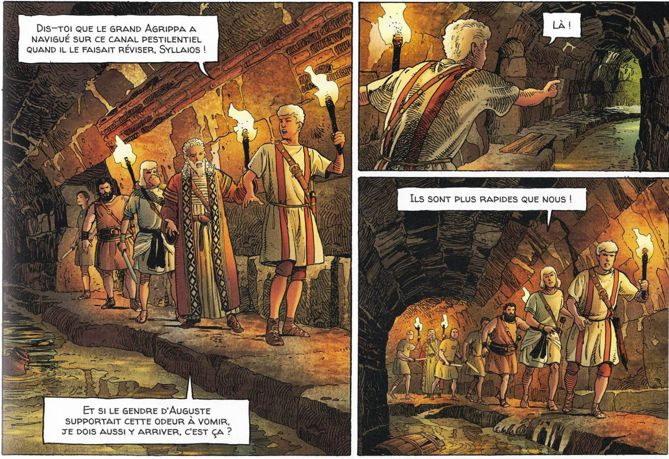 Alix Senator 9 Les Spectres de Rome - Page 2 Spectr14