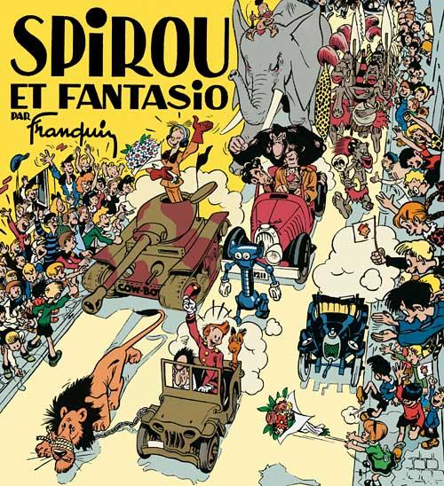 Franquin mania Spirou10