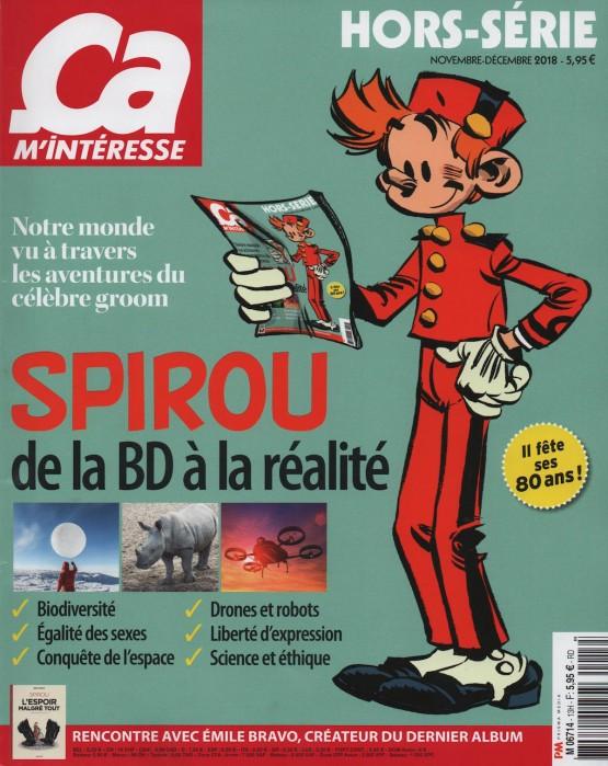 Spirou et ses dessinateurs - Page 10 Spirou23
