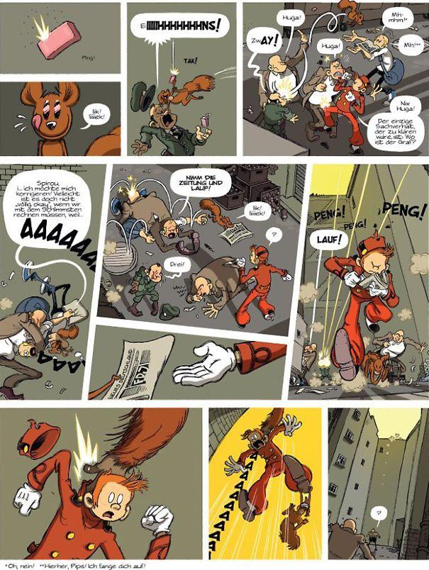 Spirou et ses dessinateurs - Page 11 Spirou31
