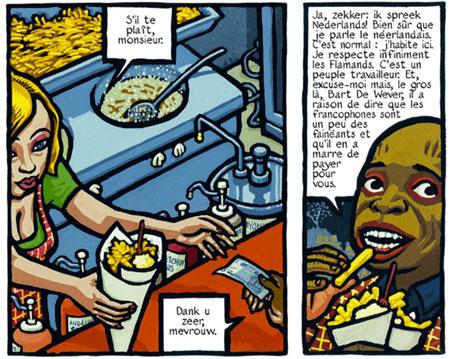 Reportages  journalisme et bande dessinée Stasse10