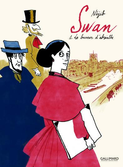 Néjib et les Impressionistes Swan-t10