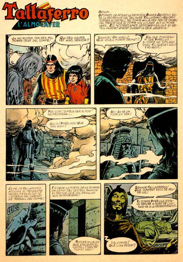 Jesus Blasco, un grand d'Espagne - Page 2 Tallaf10
