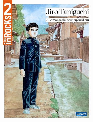 Les Inrocks et la bande dessinée Tanigu10