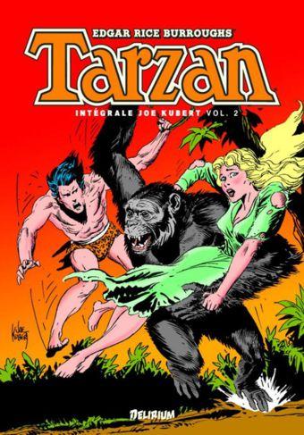Joe KUBERT - Page 5 Tarzan10