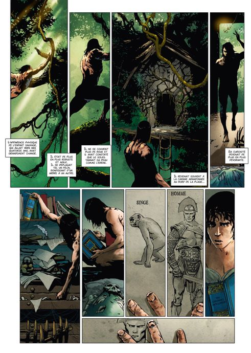 Quelques nouvelles du mainstream - Page 4 Tarzan14