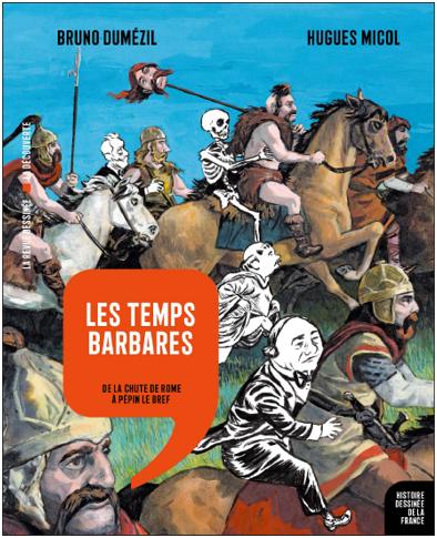 L'histoire de France en bandes dessinées Temps-10