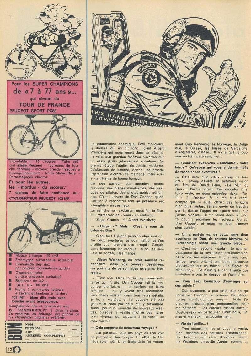 Les dessinateurs méconnus de Tintin, infos et interviews rares - Page 5 Tintin21
