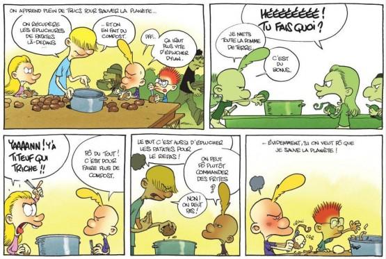 Zep le fou de dessin - Page 7 Titeuf13