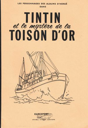 Parodies, pastiches et albums pirates - Page 2 Toison10