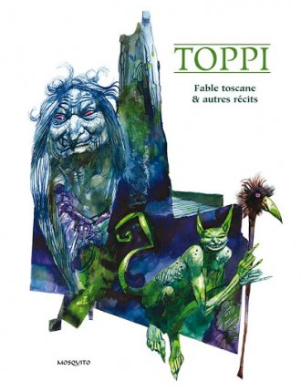 Bandes dessinées italiennes - Page 18 Toppi-13