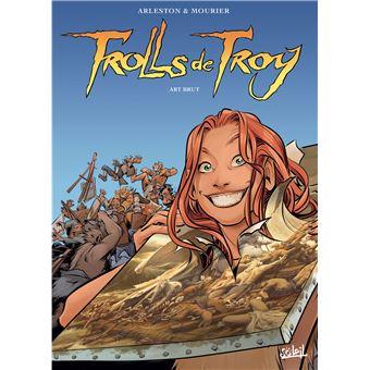 La BD et l'heroic fantasy Troll-10