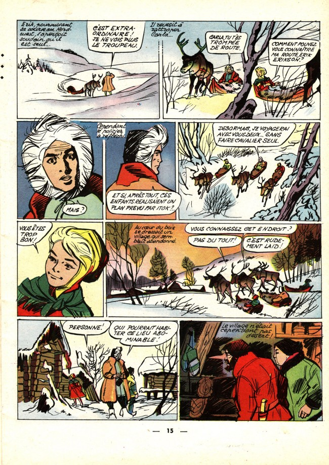 Alain d'Orange Troupe11