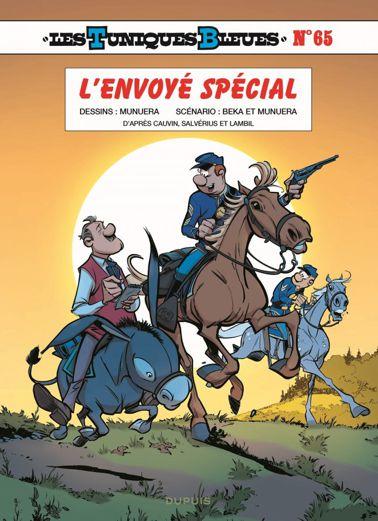 Les Tuniques Bleues - Page 5 Tuniqu10