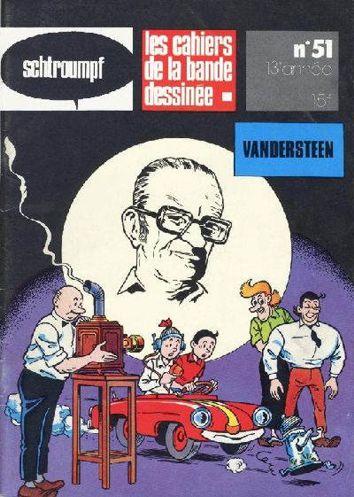 Références et monographies d'auteurs Vander12