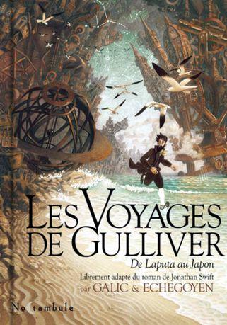 Bande dessinée et littérature - Page 2 Voyage22