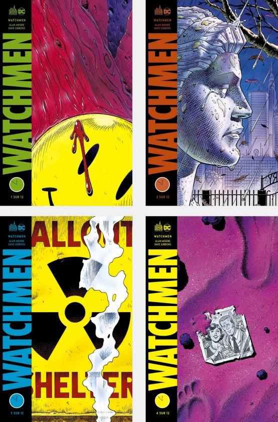 Comic books et super-héros - Page 4 Watchm11