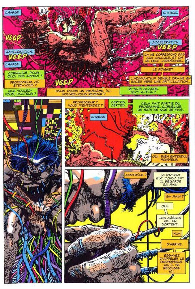 Barry Windsor-Smith entre l'art et les comic-books Weapon10