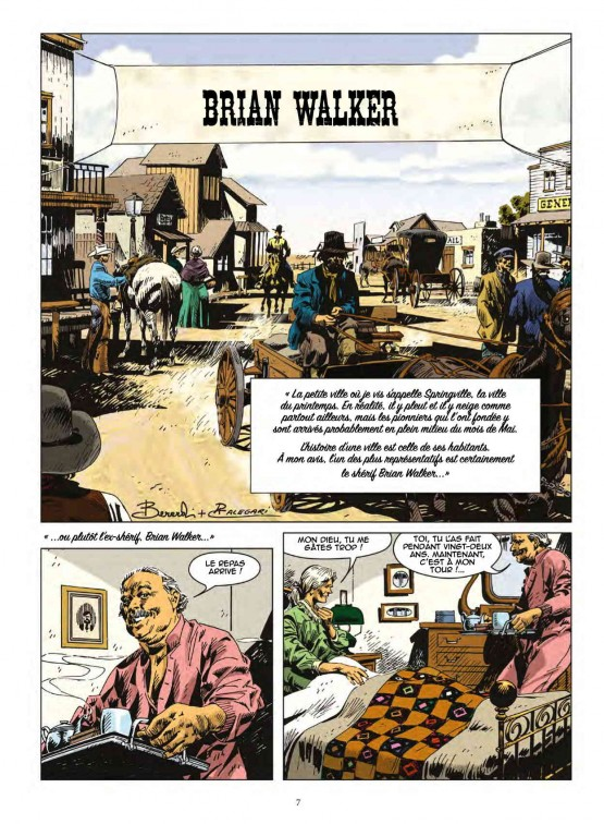 Bandes dessinées italiennes - Page 17 Welcom12