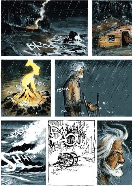 Les romans graphiques - Page 2 Wilder11