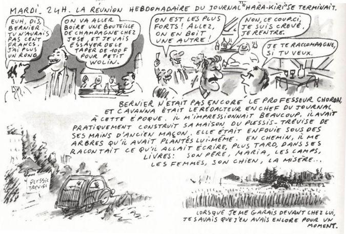 Les BD qui racontent la BD - Page 2 Wolins10