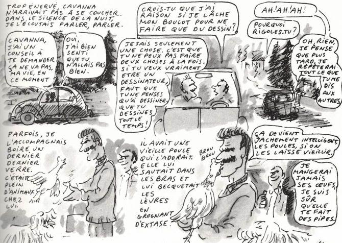 Les BD qui racontent la BD - Page 2 Wolins11
